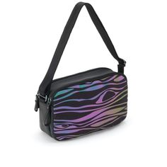 Streamlined and comfortable, the Hip Bag in Organic Jet Black is a conveniently-sized accessory made to go from day to night, thanks to its versatile carrying options. Easily adjustable loops allow the bag to be worn cross body, around the waist or over one shoulder. Featuring a 1.2l main compartment fastened with a TH zipper, sturdy rayon straps and details in vegetable tanned leather, the Hip Bag looks sharp while carrying the essentials on the go. Rainbow Wood, Ring My Bell, Thing 1, Hip Bag, Vegetable Tanned Leather, Tan Leather, Cotton Canvas, Shoulder Strap, Organic Cotton