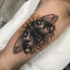 664 Best Insect Tattoos Images In 2019 Insect Tattoo Bug Tattoo Tattoo Ideas