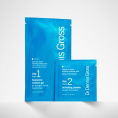 Dr. Dennis Gross Hyaluronic Marine Hydrating Modeling Mask | $46.00