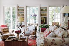 Exquisite Pleasures - In the master bedroom of Ian and Emilie Irving's house in Springs - The New York Times