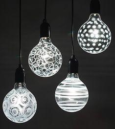 Light-bulb Doodles - Beautiful Home and Garden