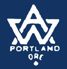 portland logo, via Aaron Draplin