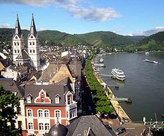 Boppard on the Rhine - Wine Tasting - Loreley and Rhine River Ferry and Cruises
