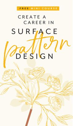 How To Make Money, How To Become, Surface Pattern Design, Pattern Art, Repeating Patterns, Creative Business, Business Ideas, Fabric Design, Graphic Design