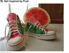 Watermelon Cons WHEN I READ WATERMELON CONS I THOUGHT OF LITTLE PERSONIFIED WATERMELON CONVICTS ESCAPING JAIL