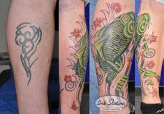 Tattoo from Billy from the Ink Station Stuttgart www.ink-station.net  #tattoo #tattooartist #tattoodesign #tattooidea #tattoosketch #koi  #asian #asiantattoo #asianbeauty #instatattoo #koitattoo