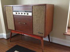 45 Best Mid Century Hi Fi Stereo Images Record Player Turntable