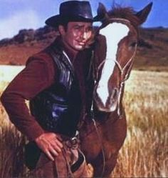 The Virginian--James Drury. A western kind of like Bonanza Playing on Inspiration channel Classic Tv, Classic Movies, Horse Movies, Doug Mcclure, James Drury, The Virginian, Tv Westerns, Online Photo Gallery, Old Tv Shows