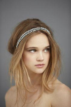 leaflet headband ~ #headband