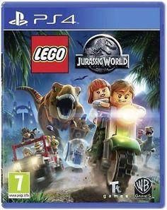 LEGO Jurassic World (PlayStation 4) - Warner Bros Interactive