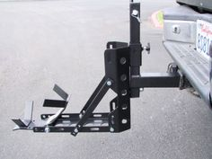 Lightweight-Portable-Motorcycle-MX-Trailer-Carrier-Tow-Dolly-Hauler-Rack-Hitch