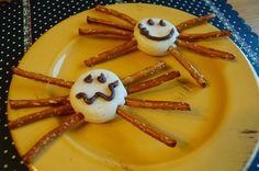 Children's Lit themed snacks