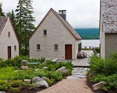 Pond House modern-haus-und-fassade