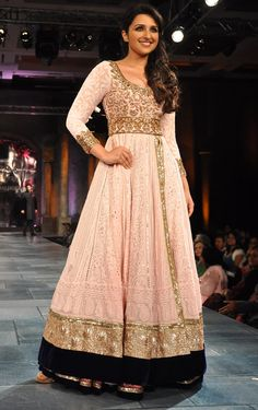 Parineeti Chopra in Manish Malhotra