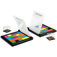 Square Up! Game - Games & Puzzles - MetKids - The Met Store Recess Games, Up Game, 8 Year Olds, Puzzles For Kids, Toddler Gifts, Educational Games, Art Education, Board Games, Brain Teasers For Kids