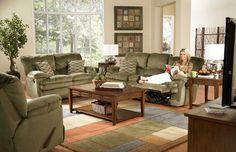 Living Room Furniture Sets | Set sage living room sets by catnapper at homelement furniture - top ...