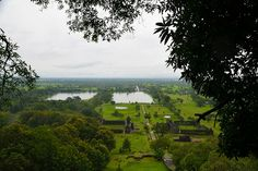 Pakse, Cambodia, Vietnam, Vineyard, Country Roads, River, Outdoor, Temple, Ruins