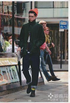 8e9d2921e1d Popeye - City Boy in London Men Street