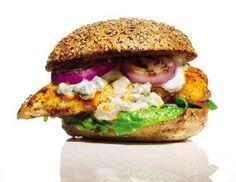 Buffalo Chicken Sandwich | Men's Health