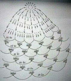 Crochet Christmas Decorations, Christmas Crochet Patterns, Crochet Ornaments, Holiday Crochet, Diy Christmas Ornaments, Crochet Mandala, Crochet Art, Crochet Motif, Crochet Doilies