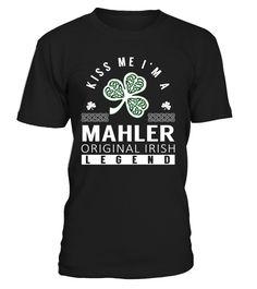 MAHLER Original Irish Legend