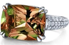 Zultanite – A Relatively New, Extremely Rare Gemstone Popular in Jewelry Design
