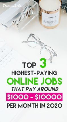 Know about the top 3 master ways to earn solid income online for beginners. Learn how people are making thousands of dollars monthly and start making money. Make Money Now, Make Easy Money, Earn Money From Home, Online Earning, Earn Money Online, Online Side Jobs, Money Jars, Legitimate Work From Home, Online Work From Home