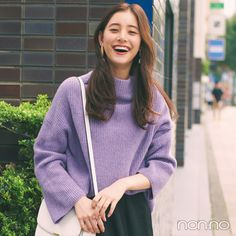 Beautiful Japanese Girl, Asian Style, Hair Goals, Asian Beauty, Dressing, Actresses, Bridget Satterlee, My Style, Hair Styles