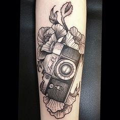 Tattoo by Susanne König at Salon Serpent, Amsterdam.