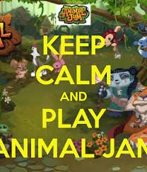 Yes play animal jam my user is wolftigerbearmonkey2 also it is a good game and you can learn from it.