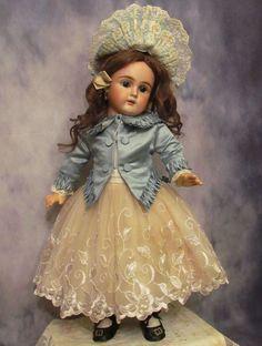 Антикварная кукла Bahr & Proschild 275. 46 см