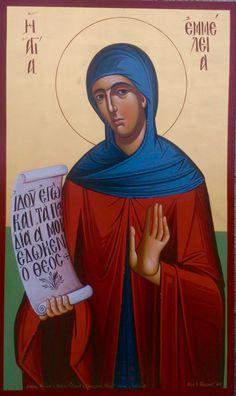 St. Emelia / St. Emmelia by Costas Gerasimou