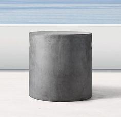 Cast Concrete Cylinder - $97!