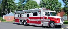 Massachusetts Fire Department, Incident Support Unit