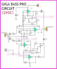 504a57ca9bc3464e96fec02815d93cae Car Subwoofer Amplifier Board Audio Stereo Schematic Diagram on