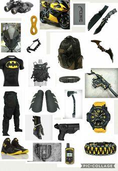 Survival Items, Survival Gear, Survival Skills, Tactical Equipment, Tactical Gear, Armas Ninja, Tac Gear, Combat Gear, Tactical Clothing