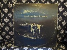 The Doors The Soft Parade Album Record LP
