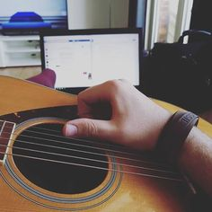 Working on a song for a wedding  #wedding #song
