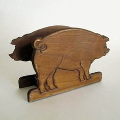 Pig Napkin Holder