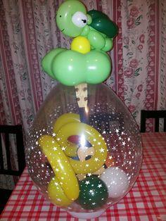 Regalame un globo en www.facebook.com/Globostrotter