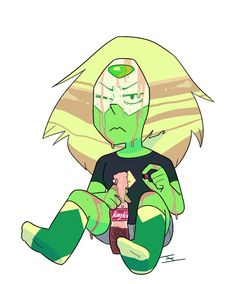 Steven universe,фэндомы,SU Персонажи,SU art,Peridot,Discount-Supervillain,artist