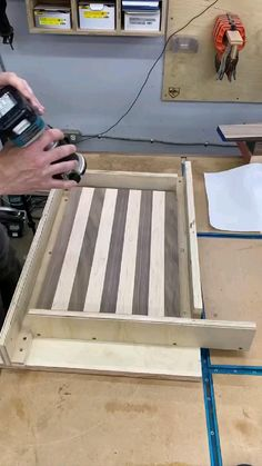 Unique Woodworking, Cool Woodworking Projects, Woodworking Skills, Popular Woodworking, Woodworking Techniques, Woodworking Furniture, Wood Furniture, Woodworking Plans, Wood Shop Projects