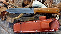 The Bark River five-inch blade Kephart may be the best utility knife. check it out!