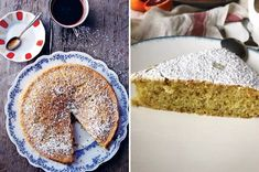 This Cake Is Perfect If You Love Sweet (But Not Too Sweet) Desserts