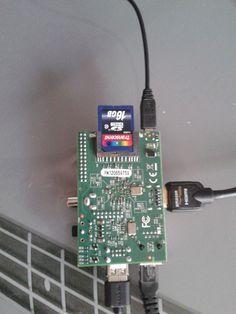 Raspberry PI ~ 03 : Brancher et installer le Raspberry PI