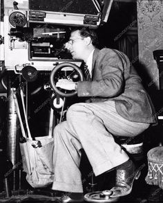 photo director Robert Z Leonard behind the scenes May Time 2949-08