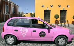 Pink Taxi #lampsplus #mystyle