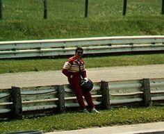 1986. Le Circuit. Mont Tremblant.