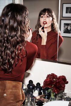 L'interview beauté de Violette, make-up artist Estée Lauder