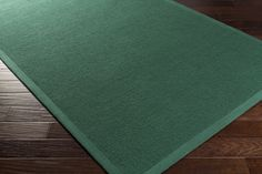 Surya PRY9004 Perry Green Rectangle Area Rug